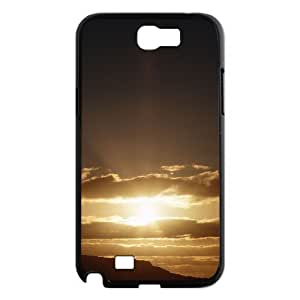 YCHZH Phone case Of Sunset Cover Case For Samsung Galaxy Note 2 N7100