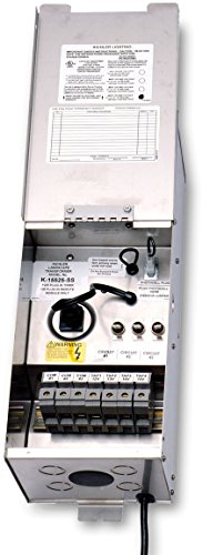 Kichler 15PR900SS Pro Series Transformer 900W, Stainless - Transformer 900w
