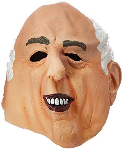 Rubie's Men's Standard Bernie Mask, Multi Color, One Size -