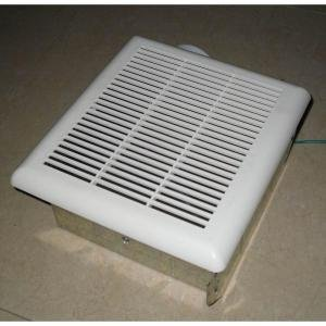 Hampton Bay BPT12-13D 70 CFM Ceiling Exhaust Bath Fan - Metal Bath Fan