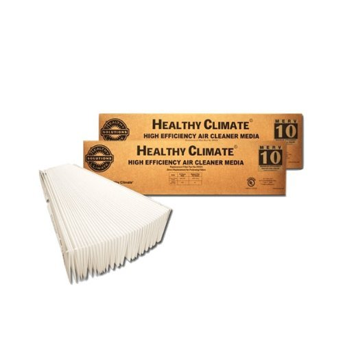Lennox X0445 Air Cleaner Filter Media - (2 Pack)