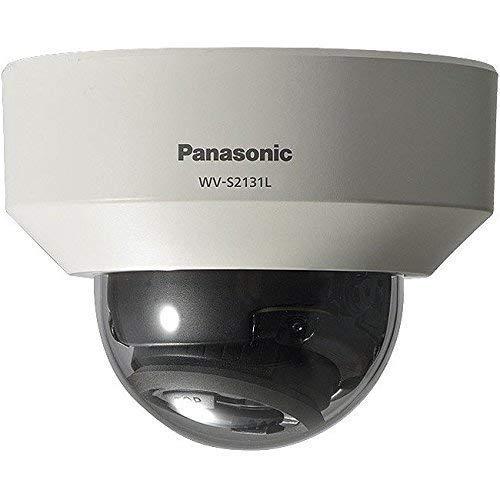 Panasonic WV-S2131L Network Camera Full Hd Super Dynamic,1080P H.265.,White/Black