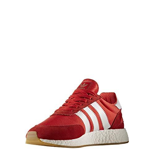Bianco gum3 da ftwbla multicolore rojo fitness Rosso 000 Runner Iniki da Adidas uomo Scarpe xH4n47