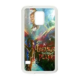 Special Design Cases Gmnply Samsung Galaxy S5 Mini White Treasure Planet Durable Rubber Cover