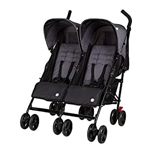 Childcare Nix Twin Stroller - Thunder Road