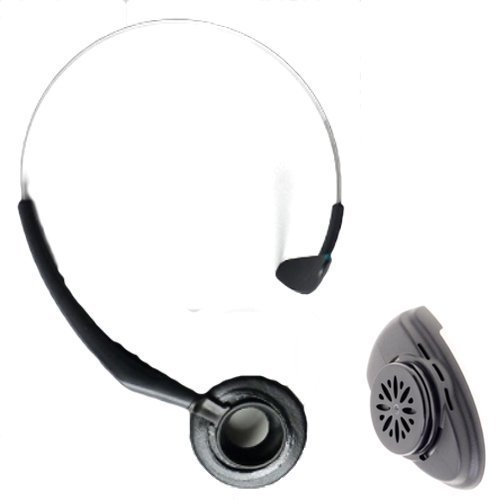 Mitel Cordless Headset Refresher Kit | Spare Battery and Headband | For Cordless Mitel DECT Headset (5330, 5340, 5360) and for GN/Jabra 9330e, 9350e, - Spare Headband