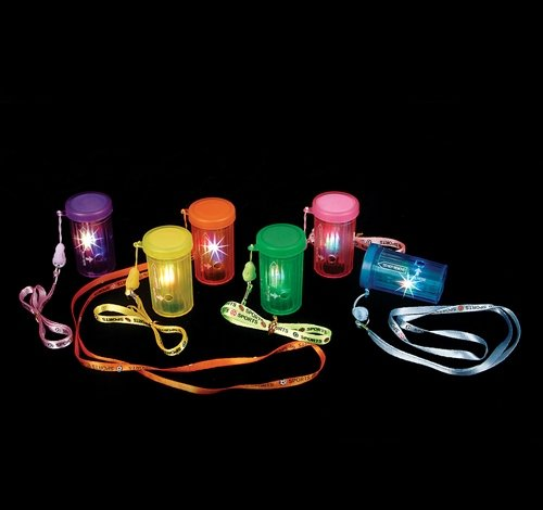 3'' FLASHING AIR HORN, Case of 144 by DollarItemDirect