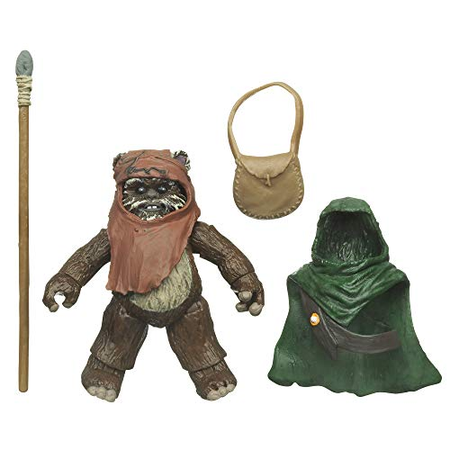 """Star Wars The Vintage Collection Wicket Toy, 3.75"""" Scale The Return of The Jedi Figure"""