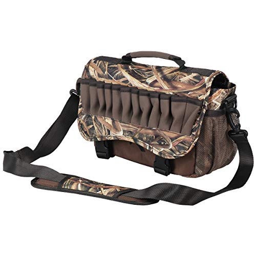 Timber Ridge Waterfowl Floating Blind Bag for Duck Hunting with Adjustable Shoulder