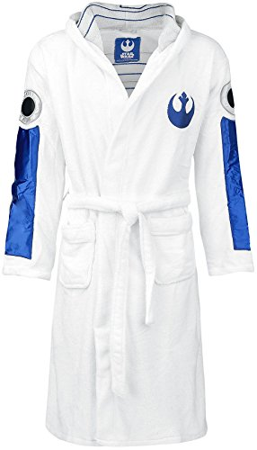 Star Wars - Peignoir de bain polaire R2-D2