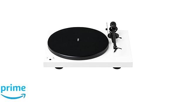 Pro-Ject Debut RecordMaster - Tocadiscos (Tocadiscos de tracción ...