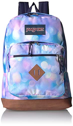 JanSport City View Backpack - 15-inch Laptop School Pack, City Lights