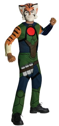 ThunderCats Animated, Tygra, Value Child Costume - Large]()