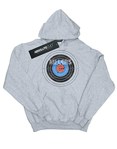 The Cult Absolute Deporte Hits Capucha Direct Distressed Mujer Gris Killers aZZ5dqxg