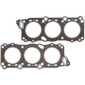 Graphite Head Gasket Fits 90-97 Infiniti J30 Nissan 300ZX 3.0L VG30DETT VG30DE