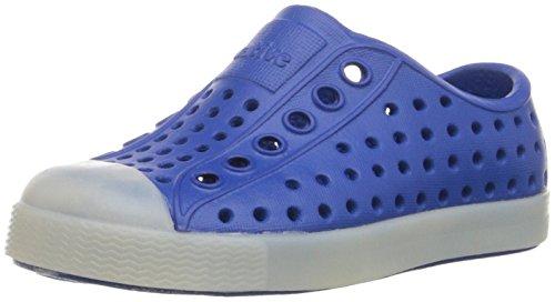 Native Jefferson Slip-On Sneaker Victoria Blaues Glühen