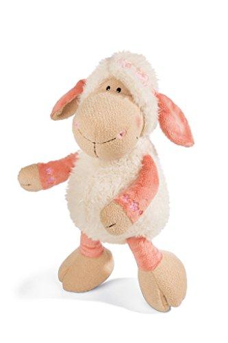 - NICI Jolly Mäh Sheep Toy 42188Mellow White/Pink, 45cm
