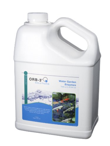 Orb-3 Water Garden Enzymes Jug, 1-Gallon