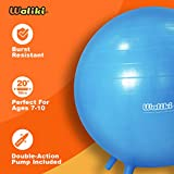 WALIKI Chair Ball with Feet for Kids
