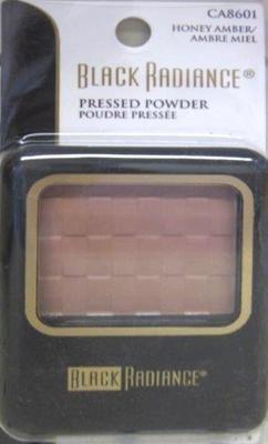 Black Radiance Pressed Powder -Honey Amber (Pack of (Amber Pressed Powder)