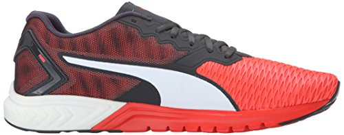 sale exclusive PUMA Men's Ignite Dual Running Shoe Red Blast/Asphalt authentic cheap pictures cheap exclusive official site cheap online THZxE