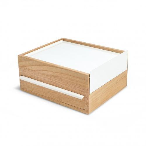 Umbra Stowit Jewelry Box - Modern Keepsake Storage