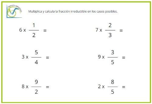 Fracciones 6º Primaria 500 ejercicios con Soluciones: Amazon.es: VV.AA, Proyecto Aristóteles S.L.: Libros