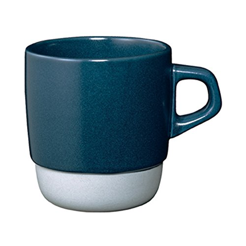 Mug Stacking Blue (KINTO Stacking Mug - Gray (Navy))