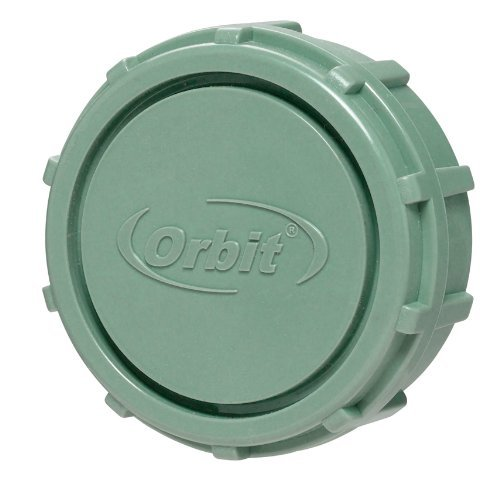 Orbit 57189 1-Inch Manifold Poly Adapter Green