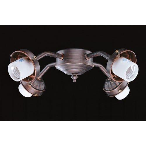 Concord Fans Y-401CG-S-ORB Lightkit 4 Light (Orb Four Light)