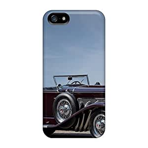 High Grade Dana Lindsey Mendez Flexible Tpu Case For Iphone 5/5s - 1935 Duesenberg Model J
