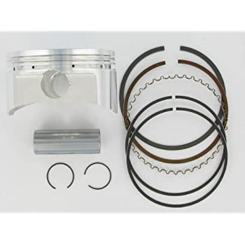 Wiseco 4332M10241 102.41mm 11:1 Compression 603cc Motorcycle Piston Kit