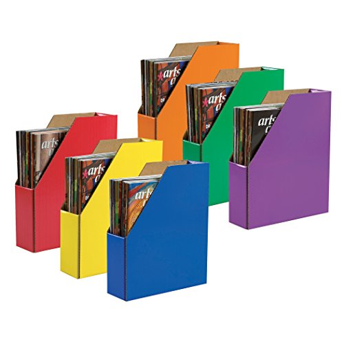 Classroom Keepers Magazine Holders Assorted product image