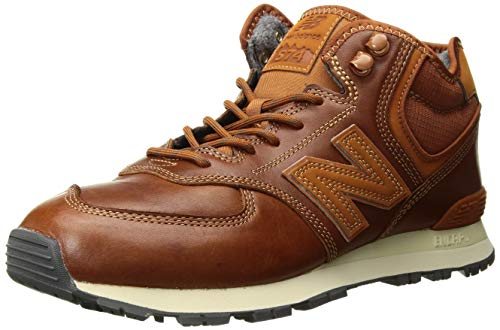 New Balance Men's Iconic 574 Sneaker Canyon, 14 2E US