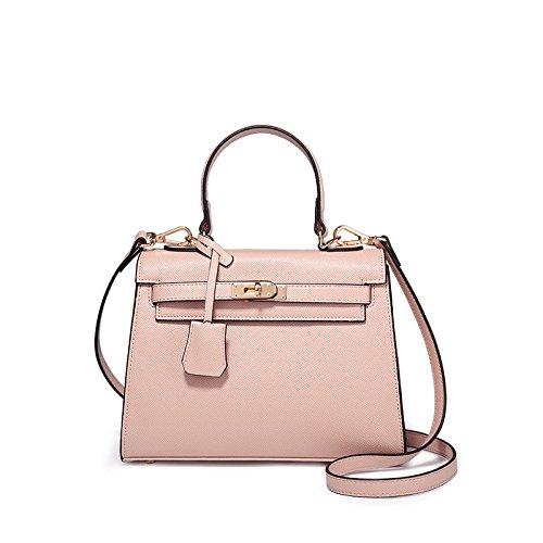 LEODIKA Kylie Powder main rouge bandoulière main Bare Sac élégant de sac Vin sac sac Femme à à Édition à rHwrqCF