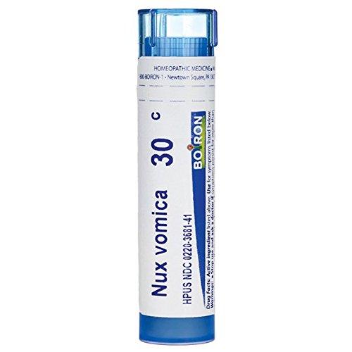 Boiron Nux vomica 30C (80  Pellet)