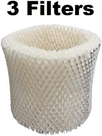 (Home Humidifiers) Humidifier Filter for Sunbeam SF213 (3 Pack)