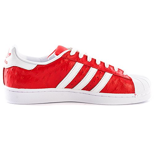 ... Rot Homme Animal adidas Skateboard de Superstar adidas Rouge Chaussures Superstar 70UOtq8nx