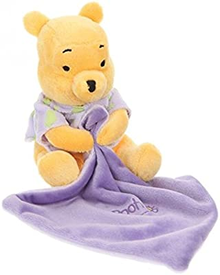 Disney - Peluche de Winnie the Pooh (15 cm, brilla en la oscuridad ...