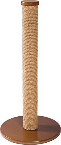 Prevue Pet Products Kitty Power Paws Post Natural Round Tall