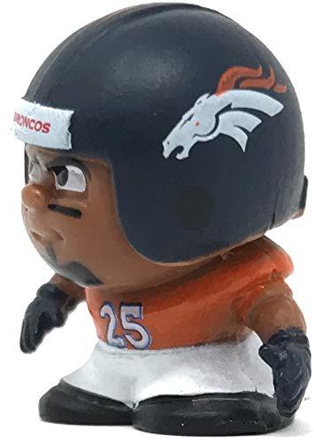 Party Animal 2018 TeenyMates Series 7 NFL Denver Broncos Chris Harris Jr Single Mini Figure Minifigure