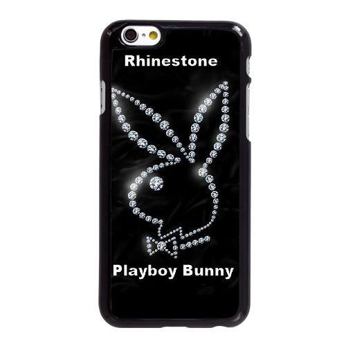 Playboy Logo DM62CH2 coque iPhone 6 6S 4,7 pouces cas de téléphone portable coque M5SD3F1HV