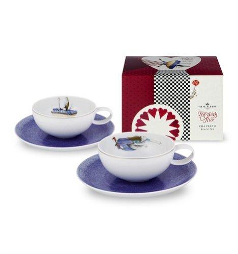 Vista Alegre - Alice In Wonderland Tea with Alice Set