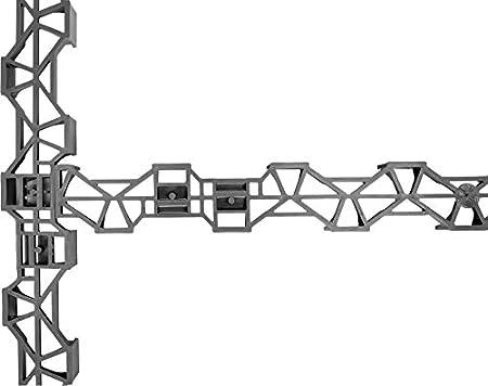 Bewehrungsstahl Betonstahl /Ø 4mm bis 16mm verschiedene L/ängen 50 St/ück Abstandhalter senkrecht // 20-25mm
