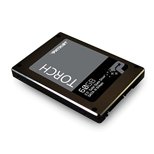 Patriot Torch 60GB SATA 3 2.5  Solid State Drive -With Trans