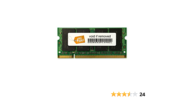 PC2-5300 RAM Memory Upgrade for The IBM ThinkPad T60 Series T61p 6458WLR 2GB DDR2-667
