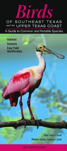 Birds Of Southeast Texas & The Upper Texas Coast: A Guide To Common & Notable Species (Quick Reference Guides)