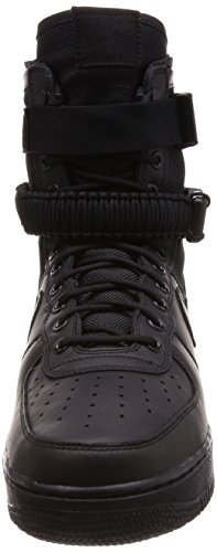 "Hommes Shield ""Triple Air Black Course SF One AF1 Force Pour Black Black"" Special Nike de Black Chaussures COwgqS"