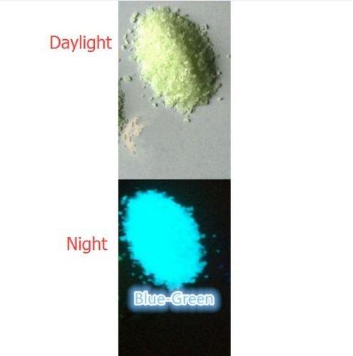 New 3.5Oz Glow in the dark Coarse Sand 1-3 mm for FISH TANK AQUARIUM Ornament DIY no.73