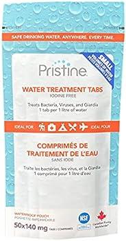 Pristine Water Treatment Tabs 8.5 mg